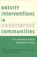 Obesity Interventions in Underserved Communities Cover