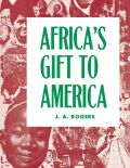 Africa's Gift to America Cover