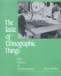 The Taste of Ethnographic Things Cover