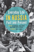 Everyday Life in Russia Past and Present Cover