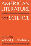 American Literature and Science Cover