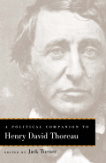 A Political Companion to Henry David Thoreau Cover