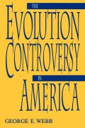 The Evolution Controversy in America Cover