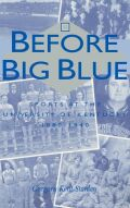 Before Big Blue Cover