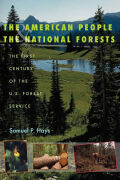 The American People and the National Forests Cover