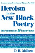 Heroism in the New Black Poetry cover