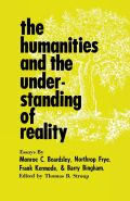 The Humanities and the Understanding of Reality Cover
