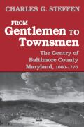 From Gentlemen to Townsmen Cover