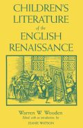Children's Literature of the English Renaissance Cover