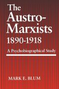 The Austro-Marxists 1890--1918 Cover