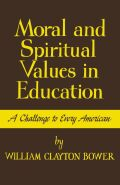 Moral and Spiritual Values in Education Cover