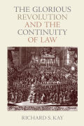 The Glorious Revolution and the Continuity of Law