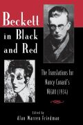 Beckett in Black and Red Cover