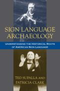 Sign Language Archaeology Cover