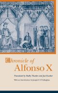 Chronicle of Alfonso X Cover
