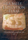 The  La Salle Expedition to Texas Cover