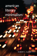 American Literary Minimalism Cover
