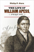 The Life of William Apess, Pequot Cover