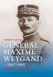 General Maxime Weygand, 1867-1965