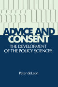 Advice and Consent Cover