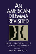 An American Dilemma Revisited Cover