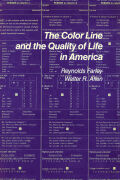Color Line and the Quality of Life in America, The Cover