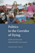 Politics in the Corridor of Dying Cover