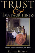 Trust and Trustworthiness cover