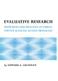 Evaluative Research Cover
