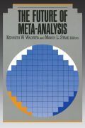 The Future of Meta-Analysis Cover