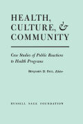 Health, Culture, and Community