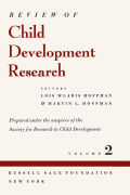 Review of Child Development Research: Volume 2