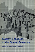 Survey Research in the Social Sciences