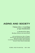 Aging and Society, Volume 3 Cover