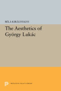 The Aesthetics of Gyorgy Lukacs Cover