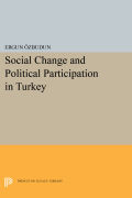 Social Change and Political Participation in Turkey cover