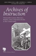 Archives of Instruction Cover