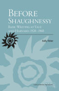 Before Shaughnessy Cover