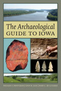 The Archaeological Guide to Iowa Cover