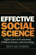 Effective Social Science Cover