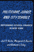 Politicians, Judges, and City Schools Cover