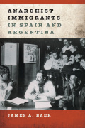Anarchist Immigrants in Spain and Argentina Cover