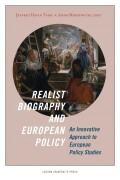 Realist Biography and European Policy Cover