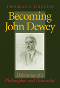 Becoming John Dewey Cover
