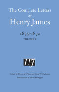 The Complete Letters of Henry James, 1855-1872