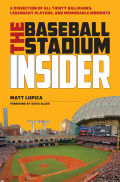 The Baseball Stadium Insider Cover