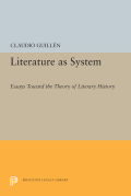 Literature as System