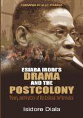 Esiaba Irobi's Drama and the Postcolony Cover