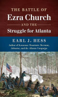 The Battle of Ezra Church and the Struggle for Atlanta Cover