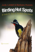 Birding Hot Spots of Santa Fe, Taos, and Northern New Mexico Cover